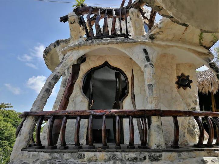 """Habitación """"El Nido""""  en La Quinta Orquídea"""