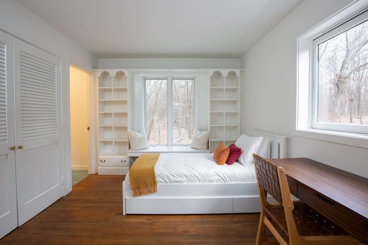 Bedroom Number 3  with ensuite bathroom