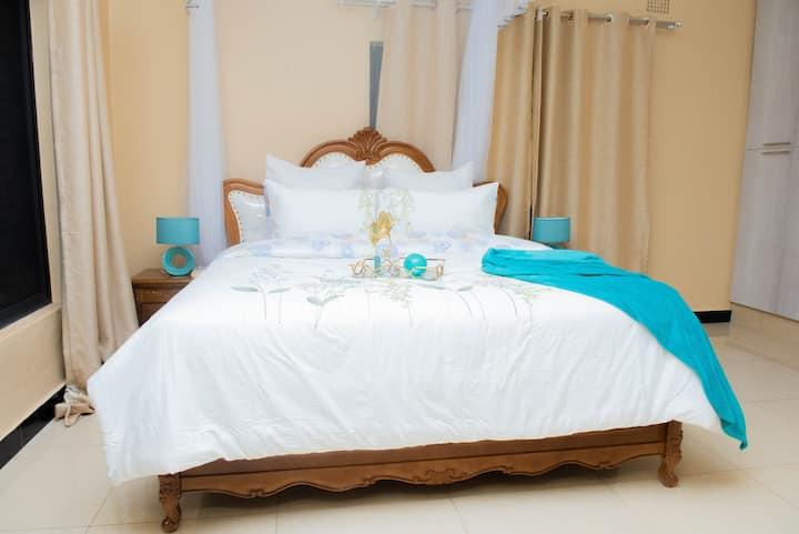 Secure 4 Bedroom House in Lilongwe