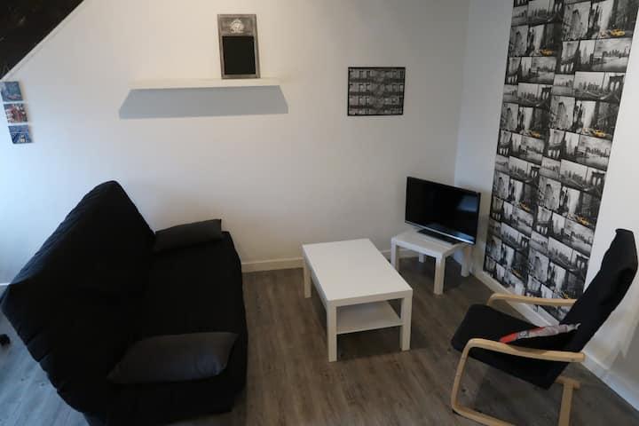Studio Centre Ville - MONTBELIARD