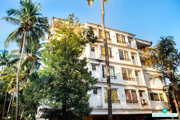 Majestic Coral 2 BHK Goa (Pet friendly with pool).