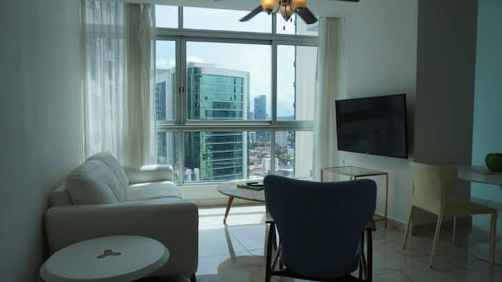 Cozy Apartment in the Best Location of Panama city