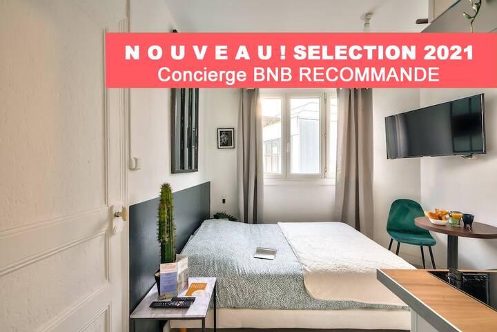 AN - Residence BNB Express Espace Jaurès