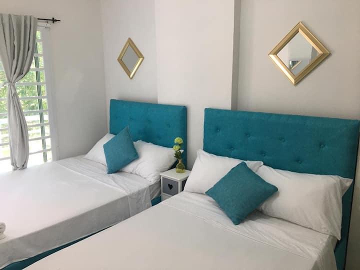 Moderna habitación en Rodadero Santa Marta