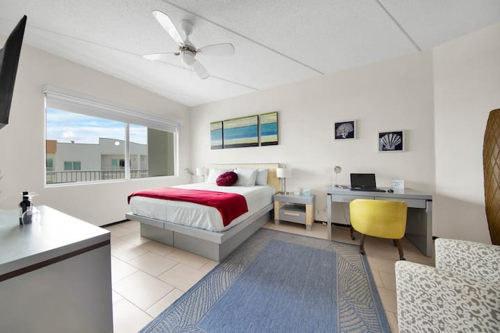 Luxury Spacious Beachfront Complex Ocean Bay View