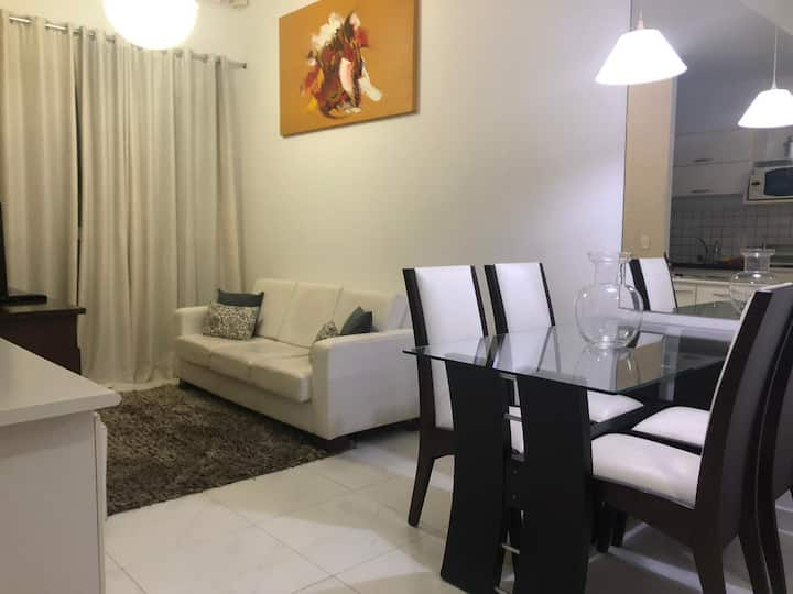"""Apartamento Loft Residence - Gonzaga, Santos - SP"