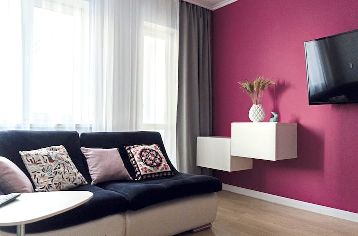 Like Home / Apartment near the Golden Bridge