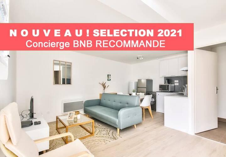 AQ Residence BNB Confort - Hyper Center Roanne