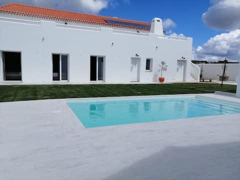 Pé no Campo Suites and Villa - Villa 5