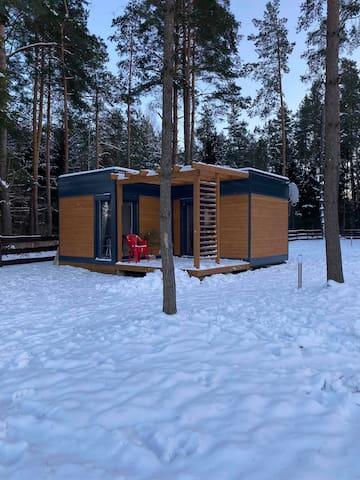 Makosieje Resort-komfortowy ciepły dom.Kuligi