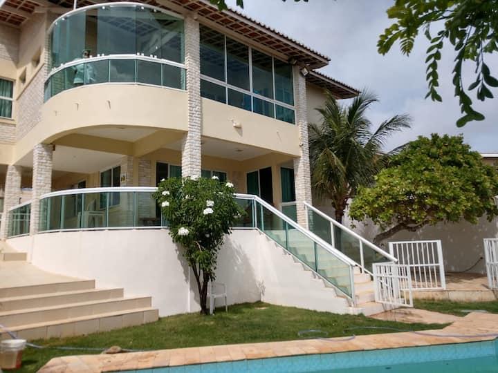 Casa de Praia Perfeita Perto do Beach Park