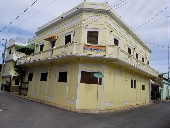 Hotel Voctoriano