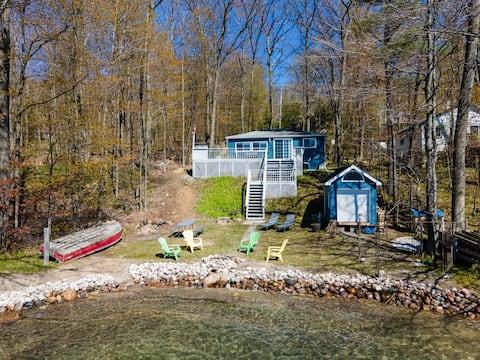 Family Cottage on Farlain lake