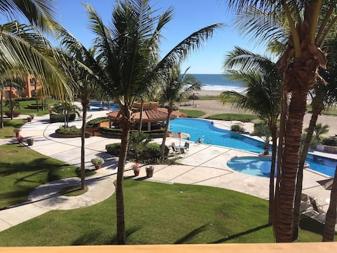 Beautiful Ocean Views with Private Beach and Golf