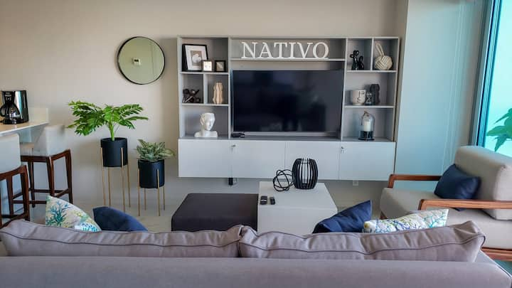 Stunning & fully equipped condo, Marina Vallarta