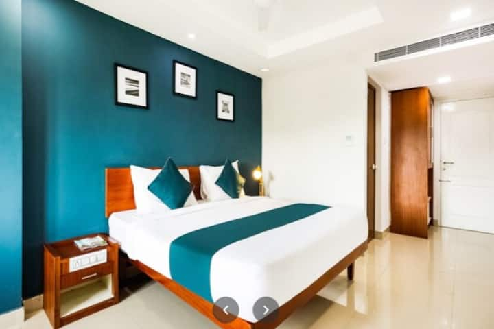Affordable Business Hotel at the heart of Kochi.
