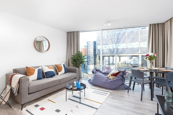 Brand New One Bedroom Apartment in Camden Town 102