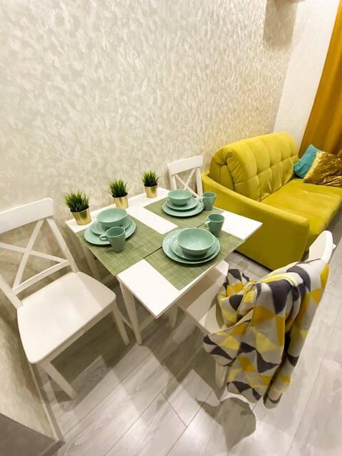 Designer renovated apartment