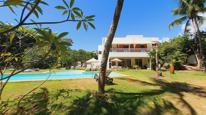 Casa de Atalanta - 800m da praia de Villas