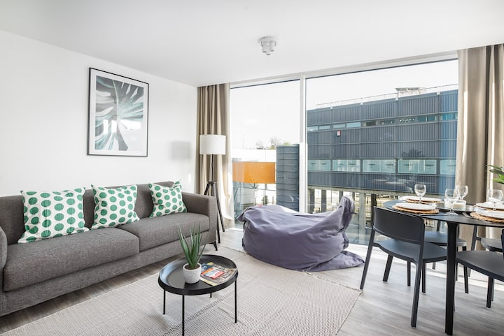 Brand New One Bedroom Apartment in Camden Town 202