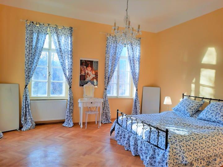 Sisi Schloss Rudolfsvilla Appartement Franz Joseph