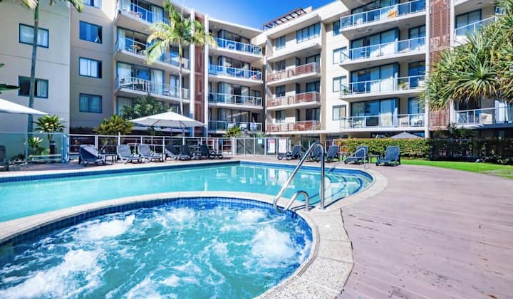 Perfect location - Swell Resort Burleigh Heads