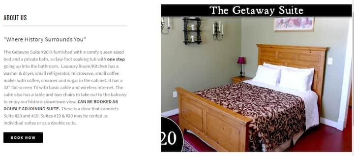 #20 Getaway Suite