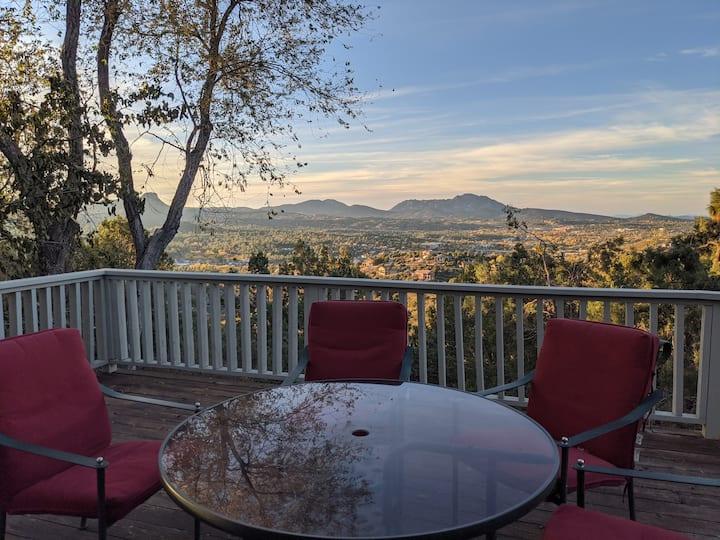 Panoramic Prescott