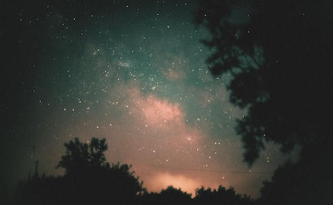 Constellation Deck Glamp