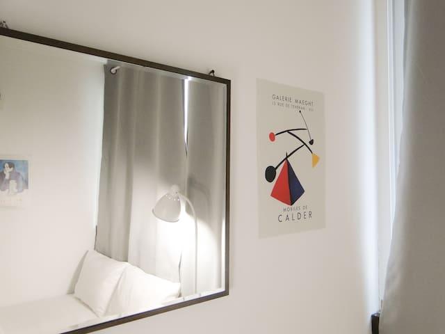 #Mood  #IKEA 더블룸 / 단독욕실 / 무료조식 / 해운대역 도보 1분