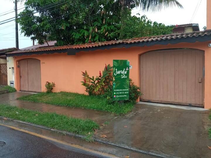 Jundu Suites para Casais a 150mts Praia Maitinga
