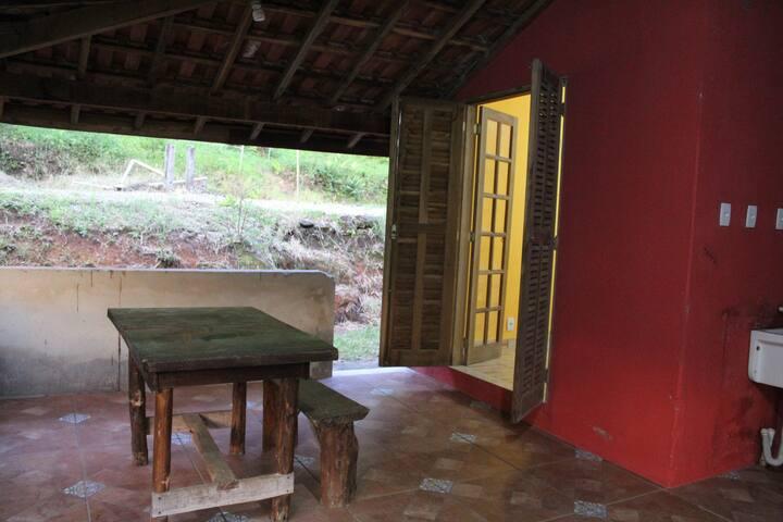 Hospedagem em Ecoparque na Serra da Mantiqueira