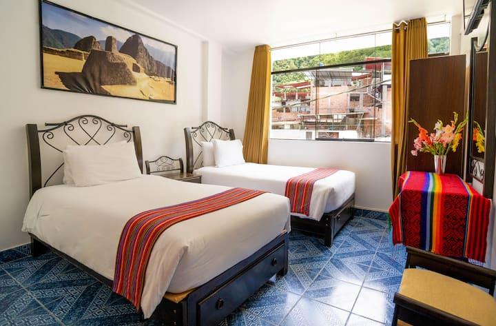 Habitación doble con vista - Hotel machupicchu inn