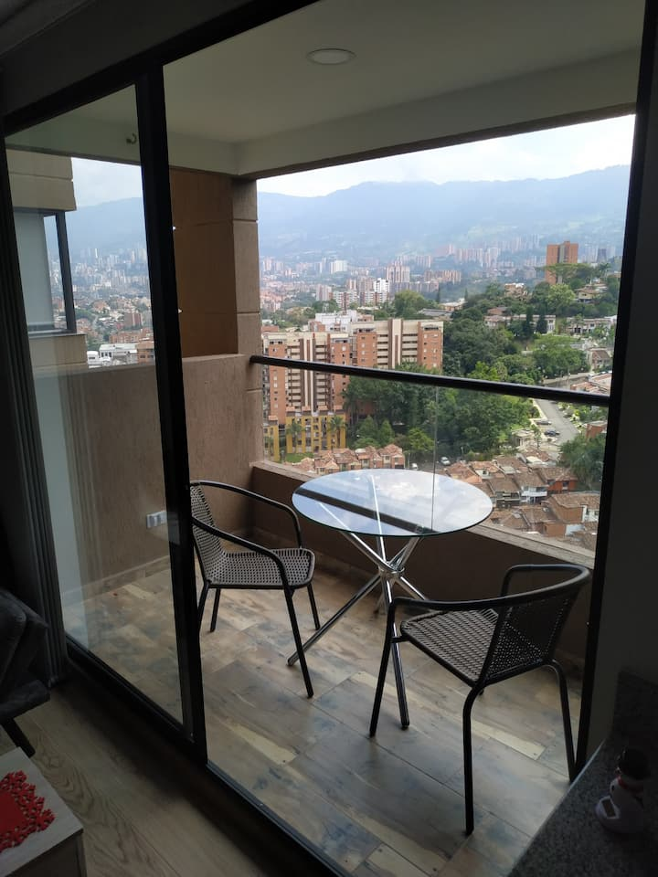 NEW APARTMENT WITH SPECTACULAR VIEW