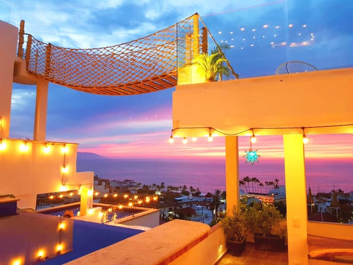 ★BRanD NEW!! OCEANVIEW Suite★FIREWORKS★PooLs★Wifi★