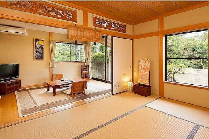 JPN-style room/Annex/open-air (house)/No Meal