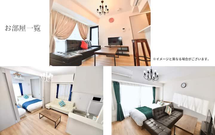 Riverside Inn Hakata7