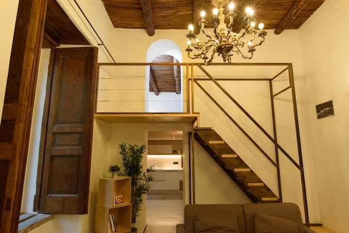 Relais Palazzo Alario - Luxury Deluxe Apartment