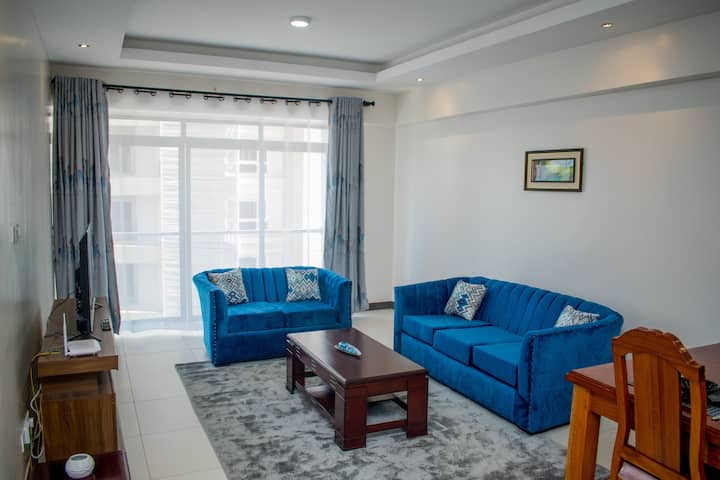 Elegant and spacious apartment on the 9th Floor
