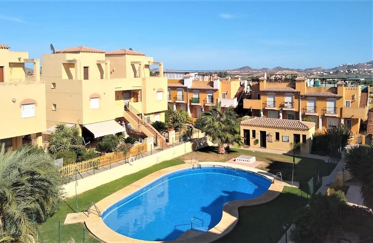 Beautiful Two Bed Apartment in Unspoilt Spain