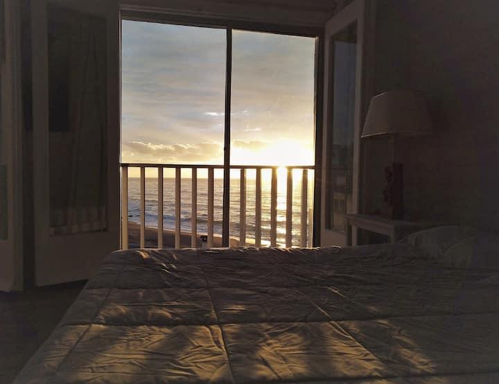 Vista al mar,  península, Punta del Este.