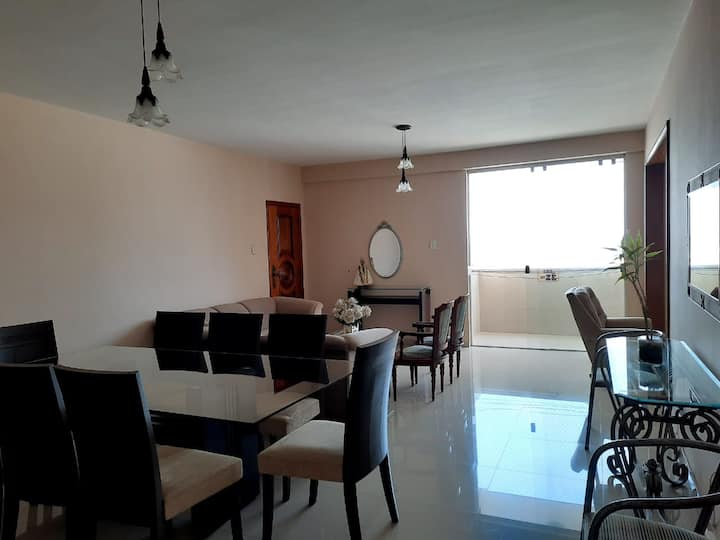 Apartamento nobre em Belém-PA. Quarto Exclusivo.
