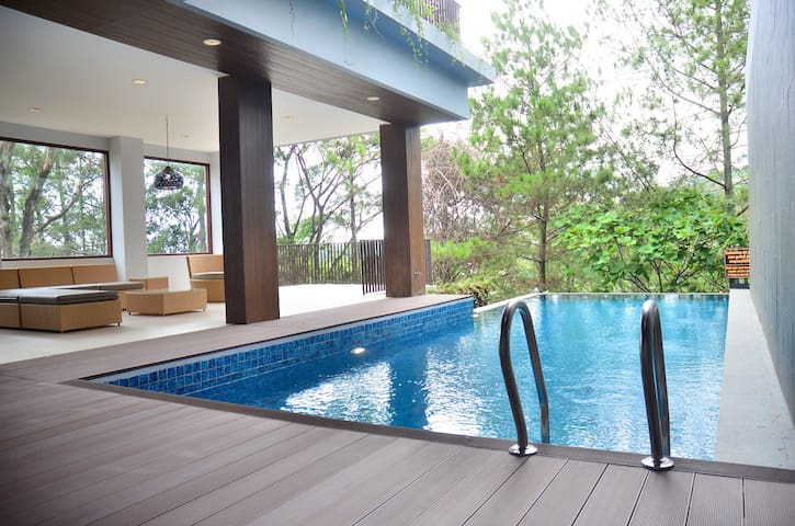 Cempaka 9 Villa 7 bedrooms with a private pool