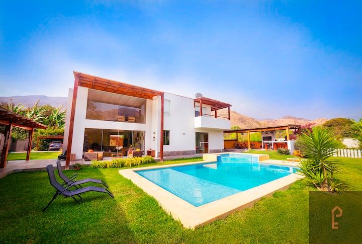 Casa de campo La Gringa