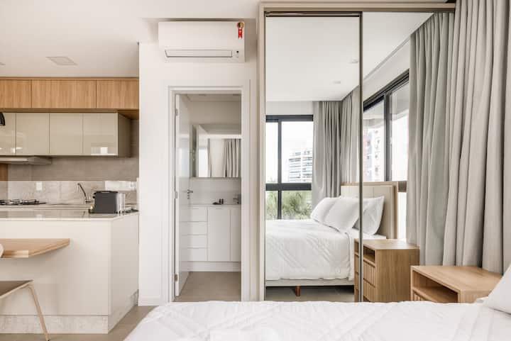 roomin | Studio moderno próximo a Beira Mar