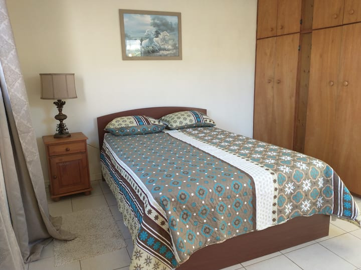 Comfortable apartment close to lovely beaches