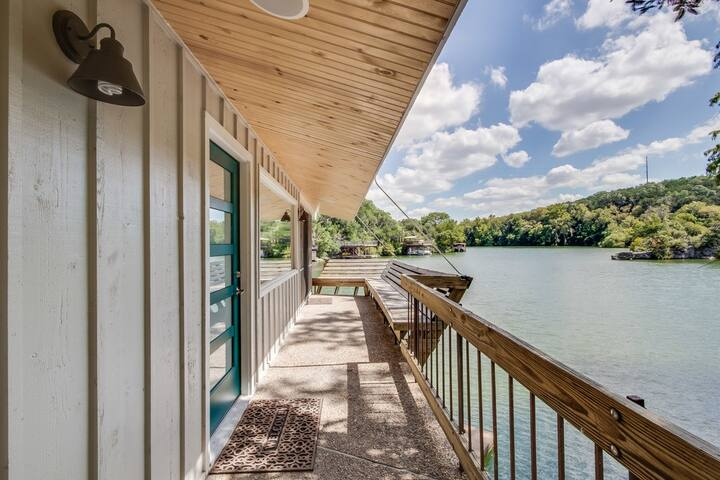 Lake Austin Acreage in the Middle of Town!