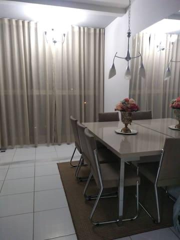 Apartamento MONTENEGRO       Palmas-TO