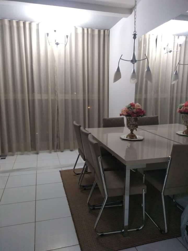 Apartamento MONTENEGRO        Centro, Palmas-TO