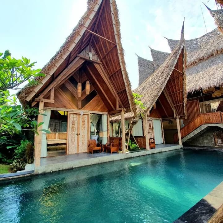 Modern Cottage Canggu by Premadhan